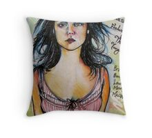 Alice In Chains ( 1999 ) Throw Pillow
