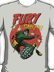 red fury T-Shirt