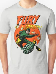 red fury Unisex T-Shirt