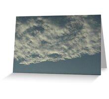 Sky Or Ocean ?  3 Greeting Card