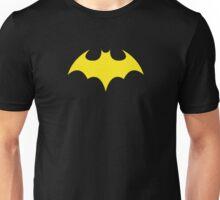 Batgirl Symbol Black Unisex T-Shirt