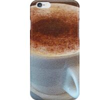 Mmm Morning Hazelnut Coffee iPhone Case/Skin