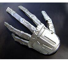 Aluminium Hand Photographic Print