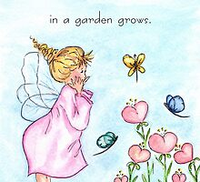Love in a Garden Grows by MarieRayner