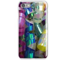 Crazy Colored Swirls iPhone Case/Skin