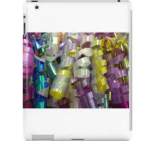 Crazy Colored Swirls iPad Case/Skin