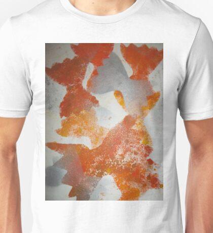 Pasta in repeat pattern Unisex T-Shirt