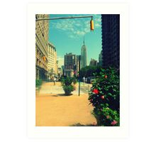 picture perfect esb Art Print