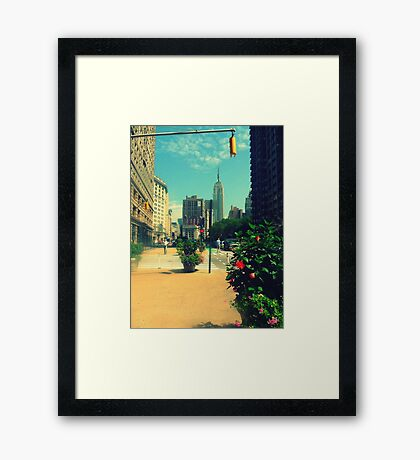 picture perfect esb Framed Print
