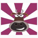 Funky Cow by Nicholas Averre