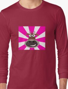 Funky Cow Long Sleeve T-Shirt