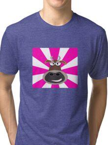 Funky Cow Tri-blend T-Shirt