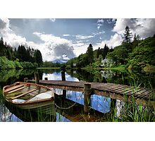 Loch Ard ~ The Trossachs, Scotland Photographic Print