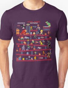1980s Arcade Heroes T-Shirt