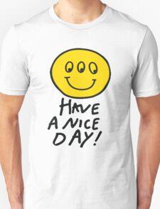 Third Eyed Smiley Shirt Unisex T-Shirt