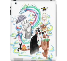 Miyazaki Universe iPad Case/Skin