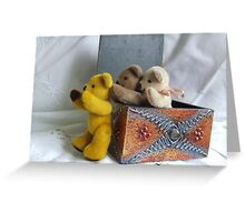 Let Me In The Box!!! Greeting Card