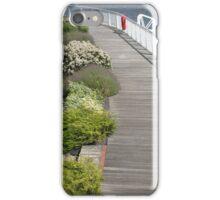 Docks in Cardiff Bay iPhone Case/Skin