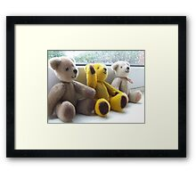 And It's Still Raining!!! Framed Print