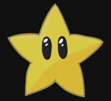 Like a star. One Piece - Short Sleeve