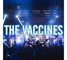 The Vaccines - Live On Stage Photographic Print