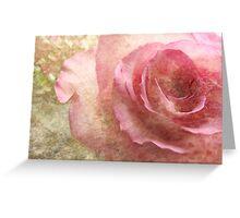 (Textures  calendar) A Rose (for ana belaj) Greeting Card