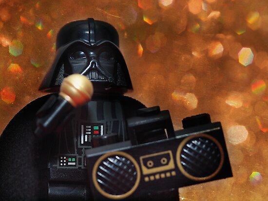 Darth Vader Karaoke by weglet