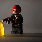 Gummi bear hostage by weglet