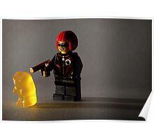 Gummi bear hostage Poster