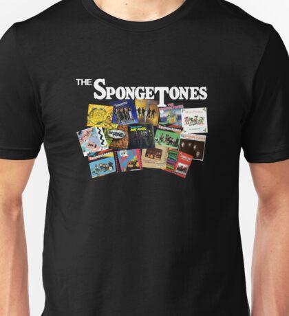 Complete Spongetones Discography Unisex T-Shirt
