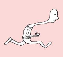 Coffee rush One Piece - Short Sleeve