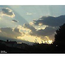 SunDown  Collection  Photographic Print