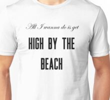 Lana Del Rey High By The Beach Unisex T-Shirt