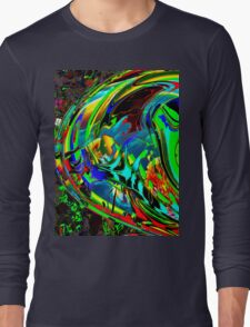 ON THE REEF: The Threshold of Life Long Sleeve T-Shirt