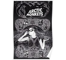 Arctic Monkeys Poster