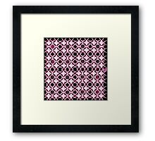 Pattern #4 Framed Print