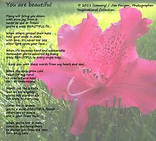 You are beautiful by Jimmy Joe