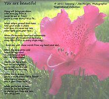 You are beautiful by Jimmy Joe