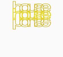 House Mirror Yellow Unisex T-Shirt