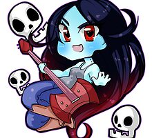 Marceline by boslass