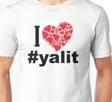I Heart-of-hearts #yalit Unisex T-Shirt