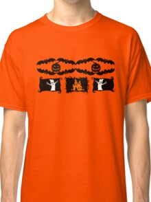 Halloween Pattern VI (Transparent background)  Classic T-Shirt