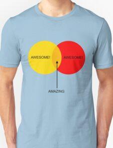 Venn Boobs! Unisex T-Shirt