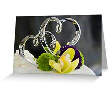Hearts Combined Greeting Card