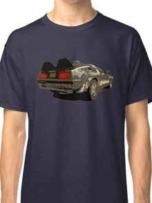 Back To The Future - Delorean Classic T-Shirt