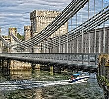 Bridge to the Castle by Selina Ryles