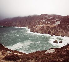 Sliabh Liag in Winter by Marie Carr