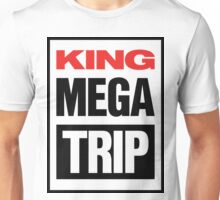 King Megatrip VSW logo (light shirt version) Unisex T-Shirt