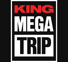 King Megatrip VSW logo (dark shirt version) Unisex T-Shirt