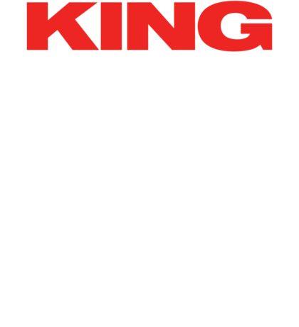 King Megatrip VSW logo (dark shirt version) Sticker